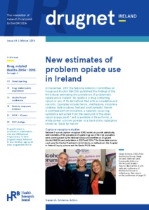 Forensic Science Ireland: annual report 2016  - Drugs and Alcohol